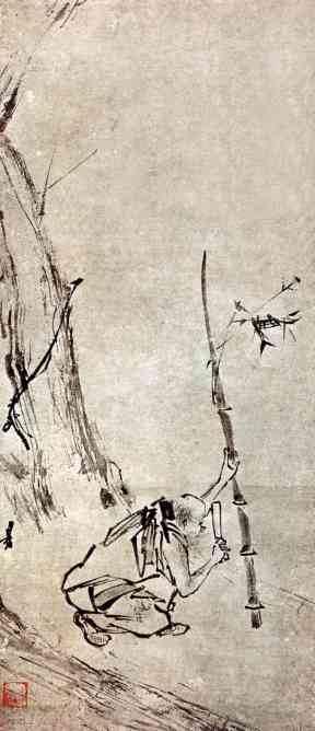 Huineng die bamboe snijdt (Zen Spirit sesshin 2019)